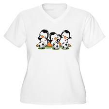 Soccer Penguins T-Shirt