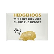 Hedgehogs Magnets