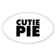 Cutie Pie Decal