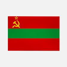 Transnistria Flag Rectangle Magnet