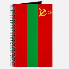 Transnistria Flag Journal