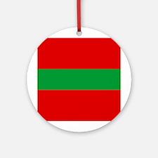 Transnistria Flag Ornament (Round)