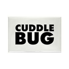 Cuddle Bug Rectangle Magnet