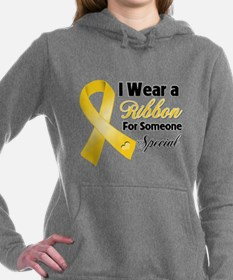 Childhood Cancer Support Hooded Sweatshirt