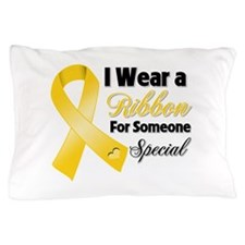 Childhood Cancer Support Pillow Case