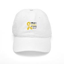 Childhood Cancer Support Baseball Cap