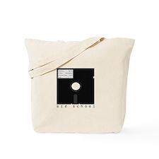 Old School Floppy! Tote Bag