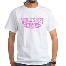 World's Best Mamaw Shirt