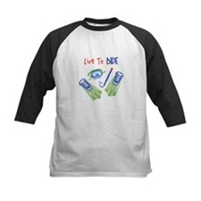 live to Dive Baseball Jersey