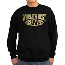 World's Best Papaw Sweatshirt