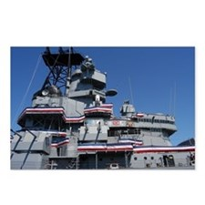 Cute Uss princeton Postcards (Package of 8)