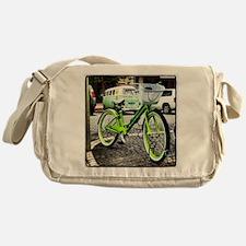 Beach cruiser Messenger Bag