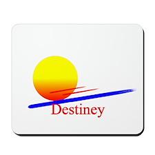 Destiney Mousepad