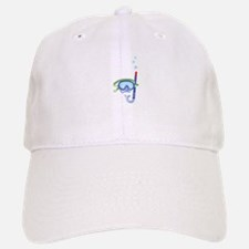 Snorkel Mask Baseball Baseball Baseball Cap