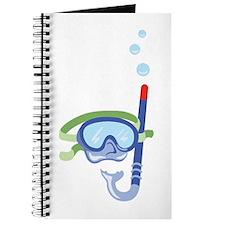 Snorkel Mask Journal
