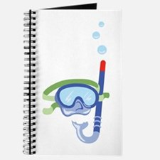 Snorkel Mask Journal