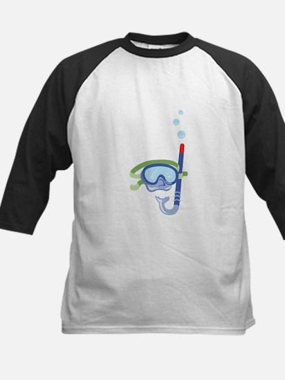 Snorkel Mask Baseball Jersey