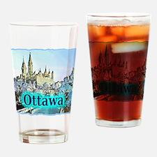 Ottawa Drinking Glass