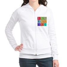 John F. Kennedy Fitted Hoodie