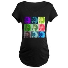 John F. Kennedy Maternity T-Shirt