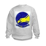 VAW 112 Golden Hawks Kids Sweatshirt