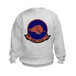 VAW 114 Hormel Hogs Kids Sweatshirt