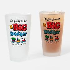 Choo Choo Future Big Brother Drinking Glass