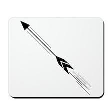 Shooting Arrow Mousepad