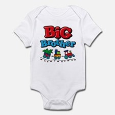 Choo Choo Big Brother Infant Bodysuit