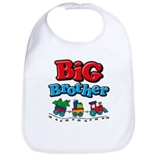 Choo Choo Big Brother Bib