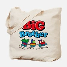 Choo Choo Big Brother Tote Bag