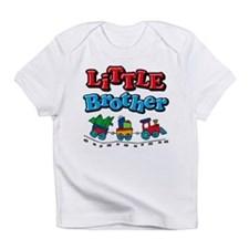 Choo Choo Little Brother Infant T-Shirt