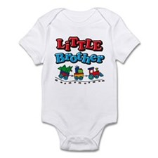 Choo Choo Little Brother Infant Bodysuit