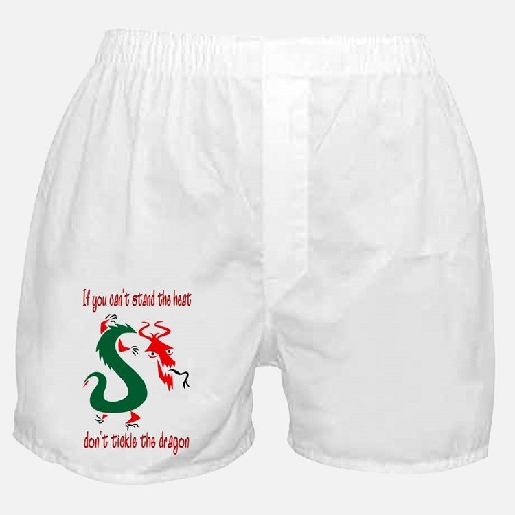 Don't Tickle the Dragon Boxers