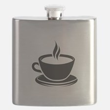 Cup Of Coffee Flask
