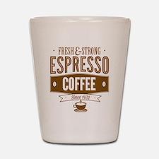 Espresso Coffee Shot Glass