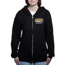 ABH Cooperstown Women's Zip Hoodie