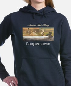 Cooperstown Americasbest Women's Hooded Sweatshirt