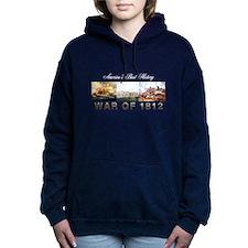 War of 1812 Women's Hooded Sweatshirt