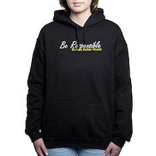 betterworld.png Hooded Sweatshirt