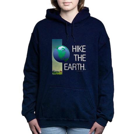 TOP Hike the Earth Women's Hooded Sweatshirt
