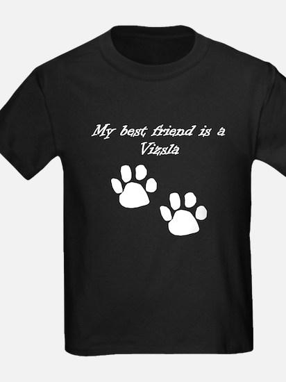My Best Friend Is A Vizsla T-Shirt