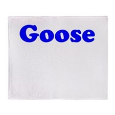Goose Throw Blanket