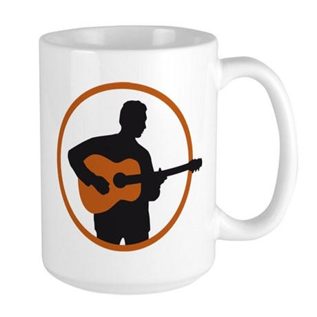 Western Classic Guitar player Mugs