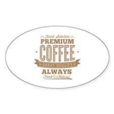 Finest Selection Premium Coffee Decal