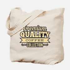 Premium Quality Coffee Collection Tote Bag