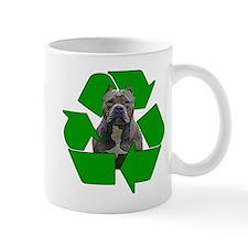 Recycle, Adopt a Pet Dog Mugs