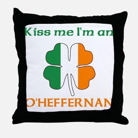 O'Heffernan Family Throw Pillow