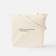 Music Librarians Tote Bag
