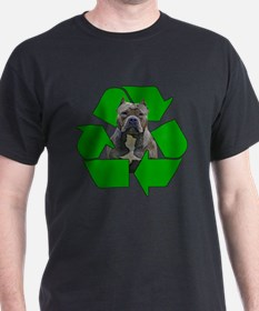 Recycle, Adopt a Pet Dog T-Shirt